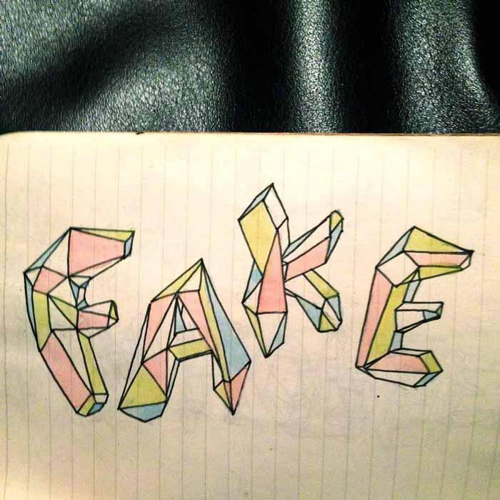 Juliette Seban – Carnet de croquis – Fake