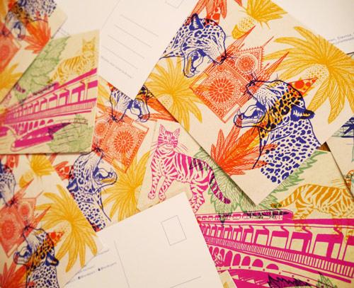 Juliette Seban – Horde Cruise S02 – Cartes postales