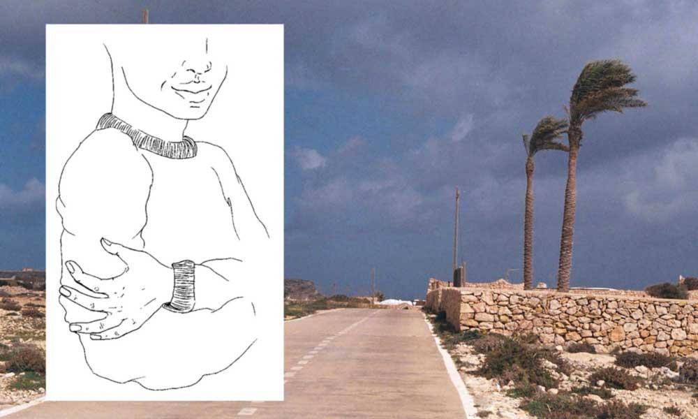 Lampedusa – Dessins – Photos