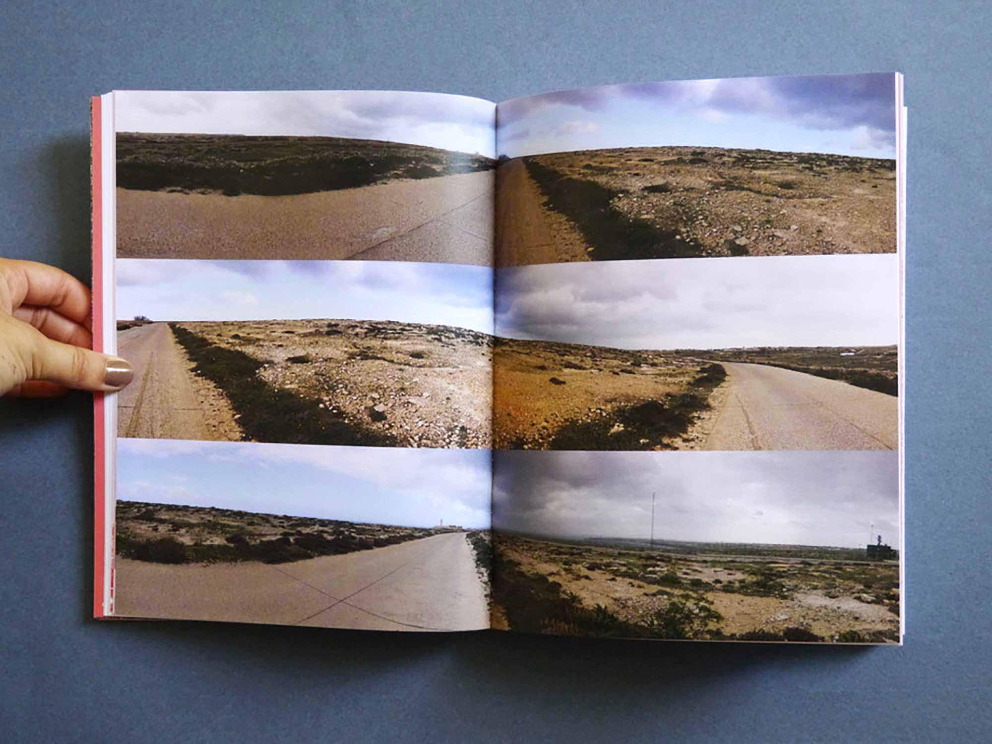 Juliette Seban – Lampedusa – Traces et mémoires retrouvées – panoramiques