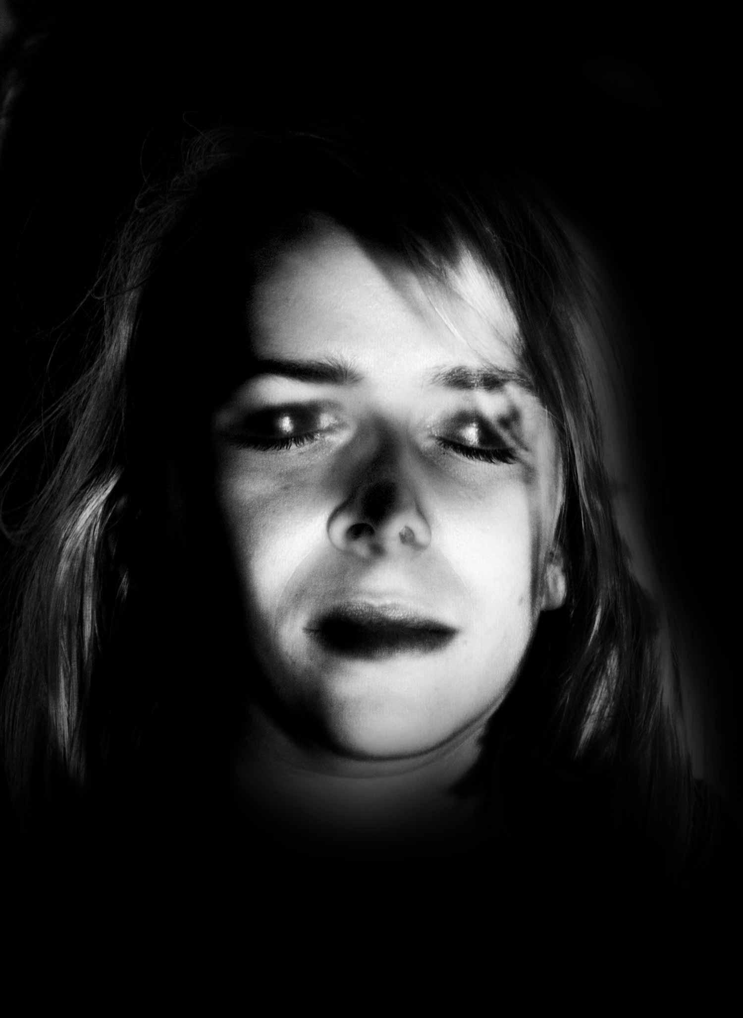 Juliette Seban – fantomes photos – Alicia