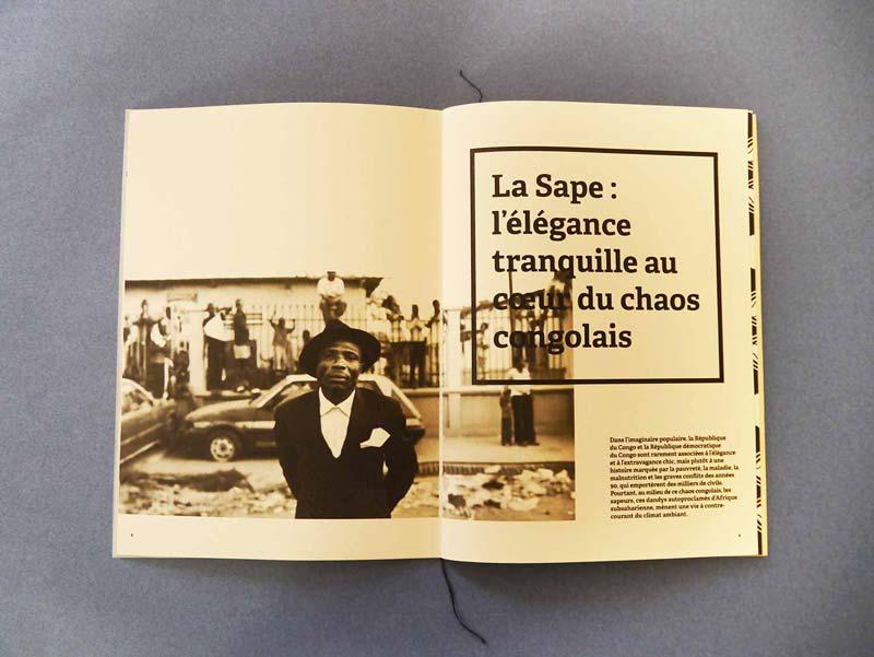 Juliette Seban – sape fanzine