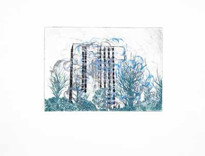 Juliette Seban – Gravures – vanités – petit format