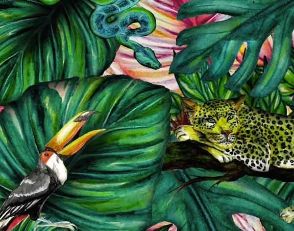 Juliette Seban – Jungles détail