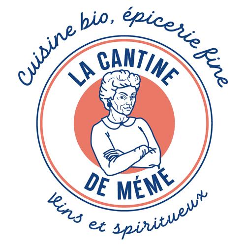 Juliette Seban – La Cantine de Mémé – Branding / Identité – logo