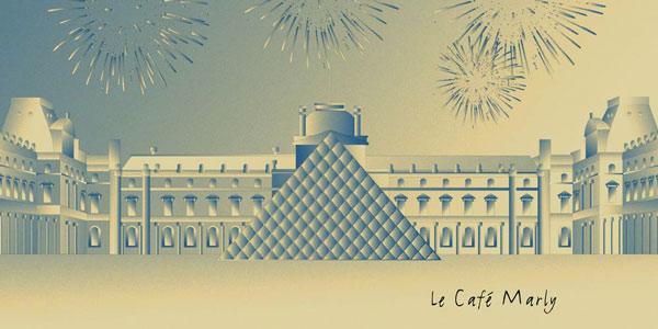 Le Café Marly