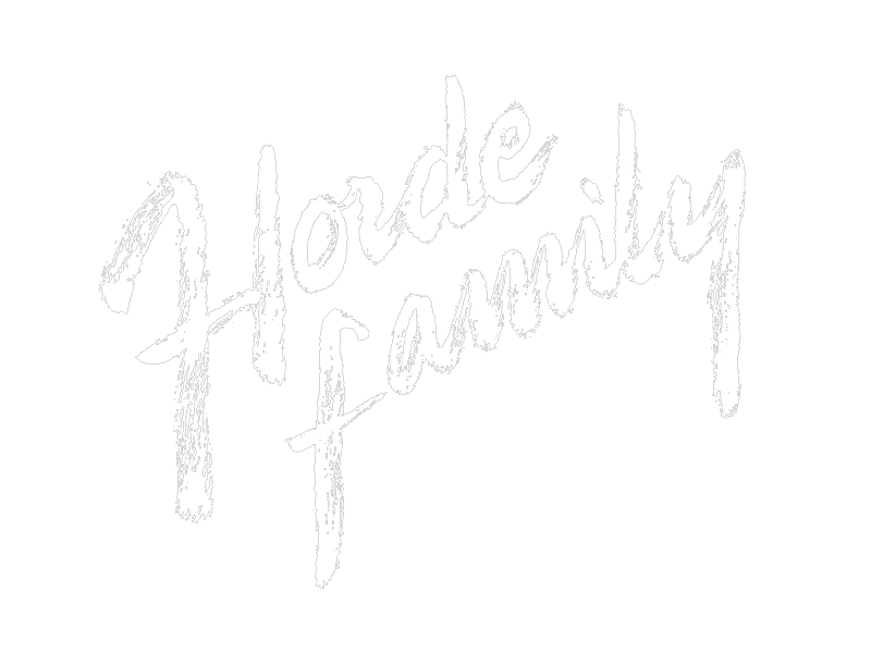 Juliette Seban – Horde Family – Refonte de l'identité – logo