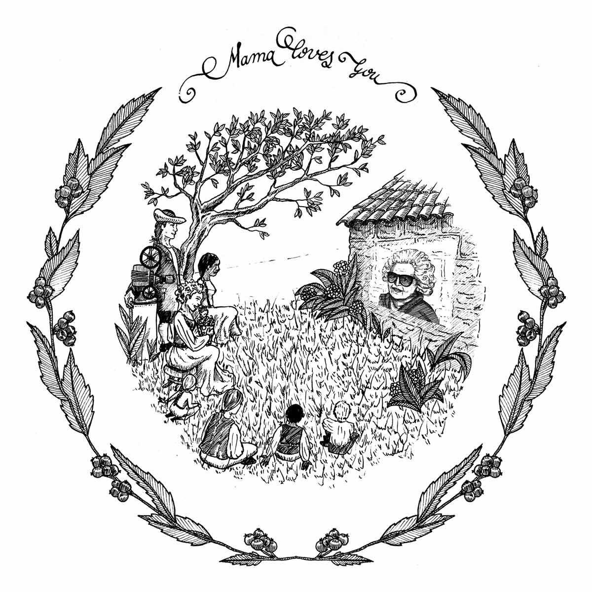 Juliette Seban – Mama Shelter – Assiette cinéma