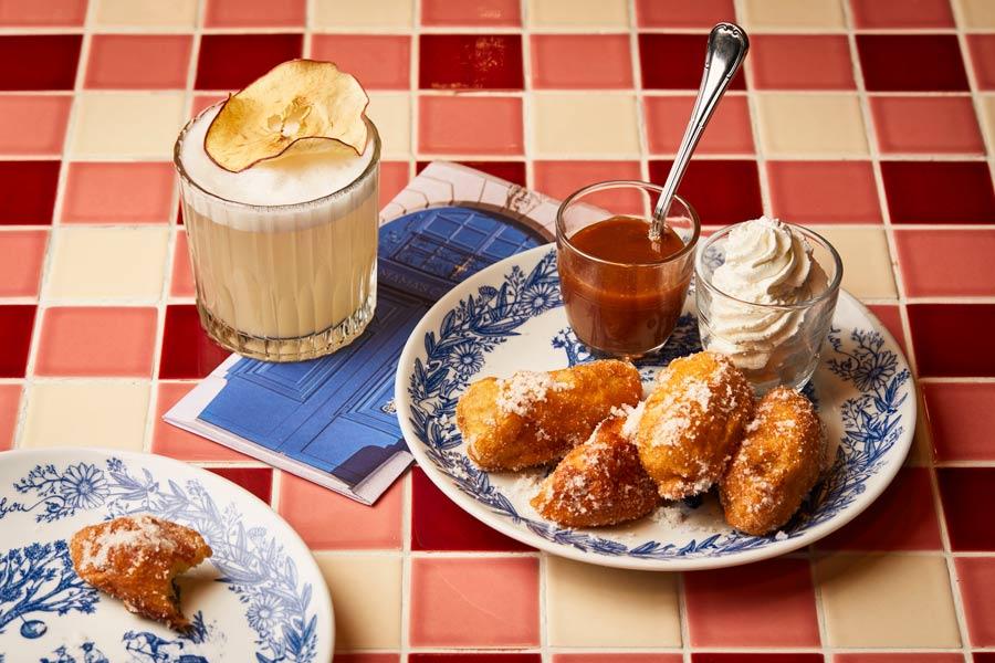 Juliette Seban – Mama Shelter – Assiette à dessert