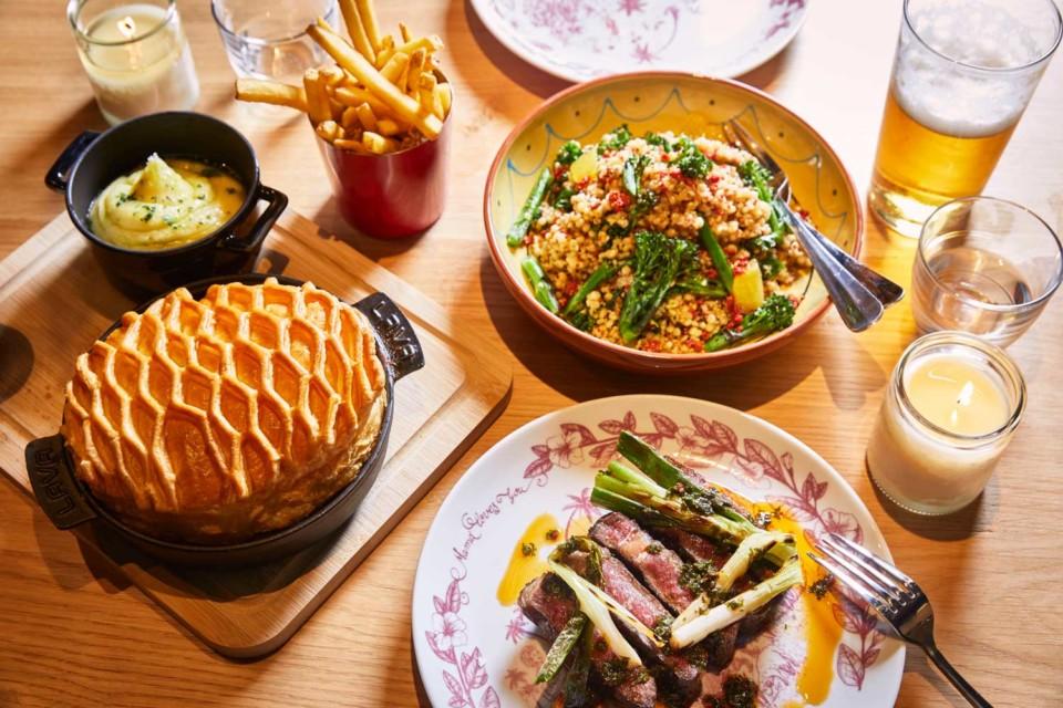 Juliette Seban – Mama Shelter – Assiette pique-nique repas header