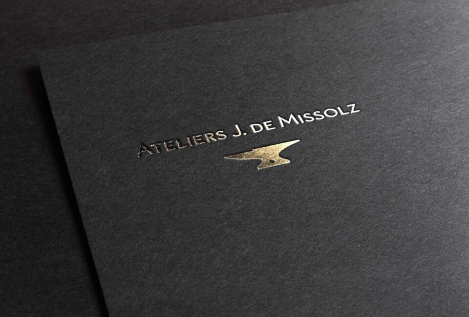 Juliette Seban – Ateliers J. de Missolz – Logo
