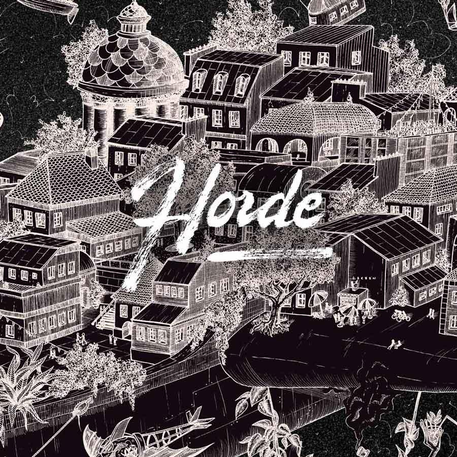 Juliette Seban – Horde